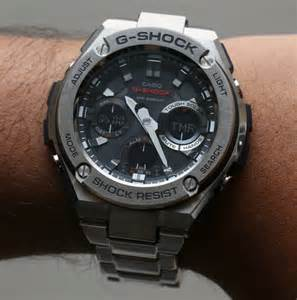 Rugged Analog Watch Casio G Shock G Steel Gsts110d 1a Watch Review Page 2 Of