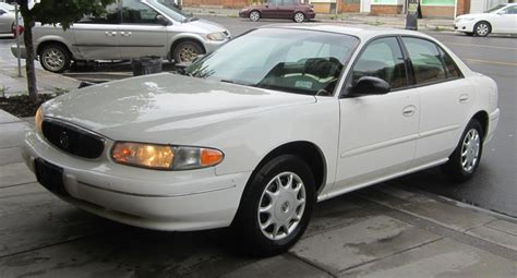 picture of 2003 buick century base exterior