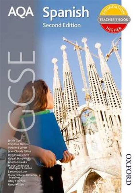 aqa gcse spanish foundation 0198365861 bol com aqa gcse spanish teacher s book christine dalton 9781408521861 boeken