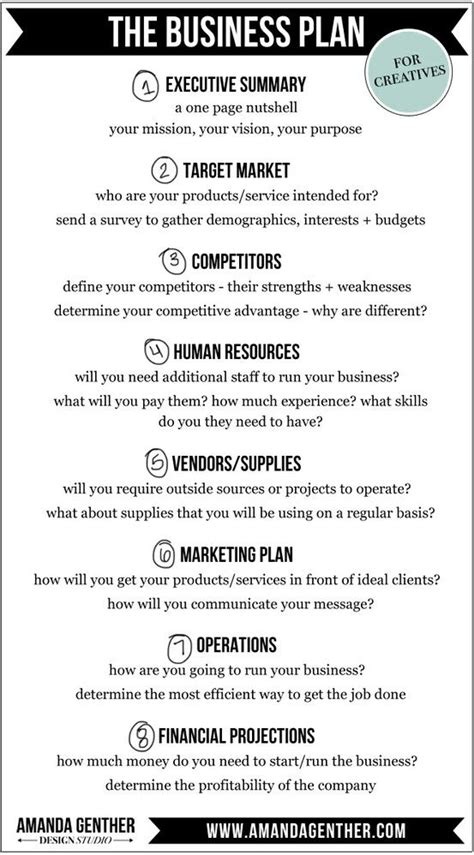 entrepreneur business plan template 25 best ideas about small business plan on