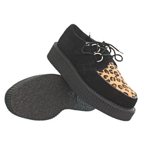 tuk shoes womens mens tuk shoes mondo lo suede black leopard brothel