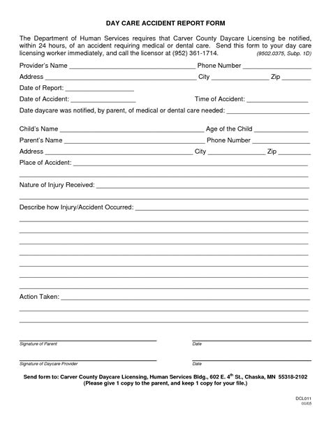 health and safety incident report form template best photos of safety incident report form template