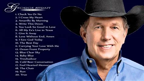 george strait george strait greatest hits best songs george strait