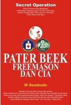 Buku Secret Operation Pater Beek Freemason Dan Cia mengenal secret societies peran pater beek freemason dan