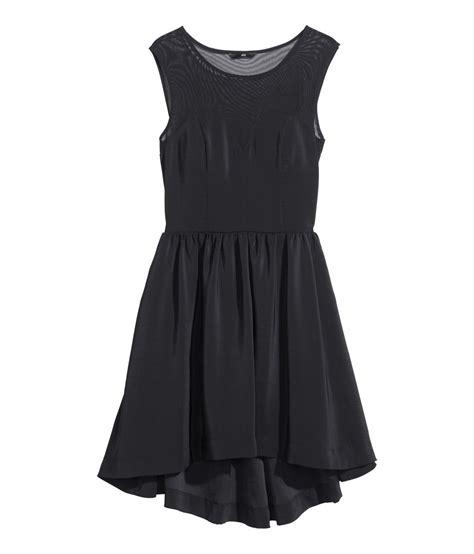 H M Sleeveless Dress h m sleeveless dress in black lyst