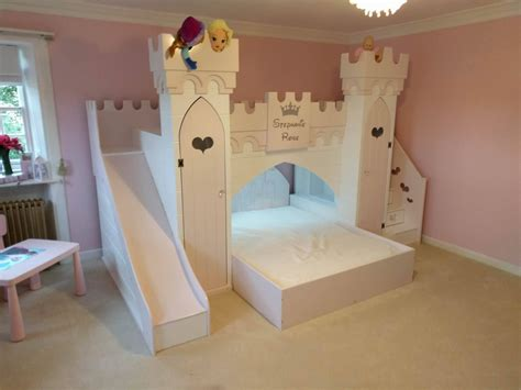 childrens princess bedroom furniture dreamcraft princess castle delivery complete girls