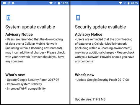 android security update lovenokia nokia 6 receives july and august android security updates in india