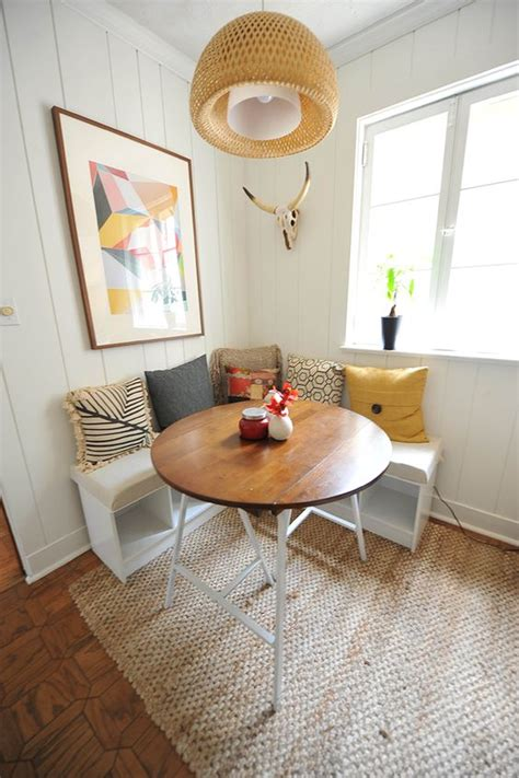 small breakfast nook furniture 29 breakfast corner nook design ideas digsdigs