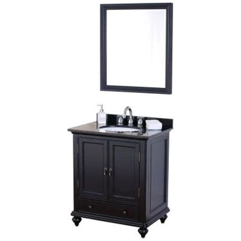 Pegasus Bathroom Vanity Pegasus Lancaster 30 In Birch Vanity Cabinet With Mirror In Brushed Peg Lanc 30bes The