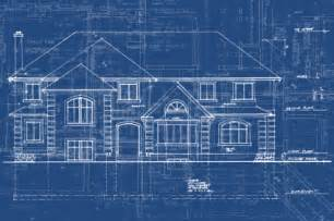 blue prints of houses lining an inexpensive way to make changes to your pre