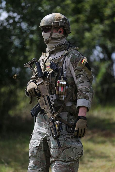 special forces combat gear german ksk special junkies helmets and tactical equipment