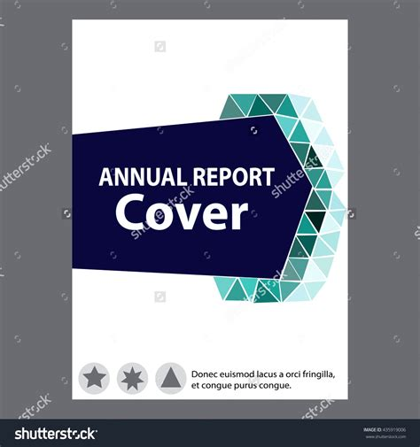 cover page for annual report template image collections