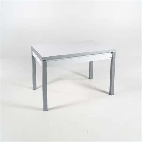 table avec tiroir table de cuisine en m 233 lamin 233 avec allonges et