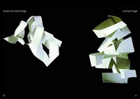 folding architecture spatial structural