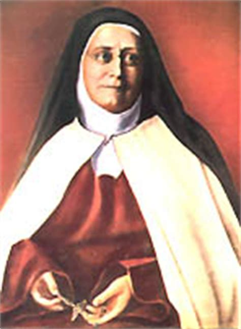 biography of mother veronica carmel devotions