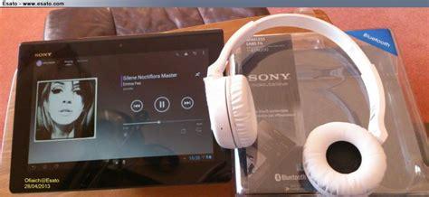 Sony Wireless Headset Dr Btn200m sony sbh20 bluetooth nfc headphones