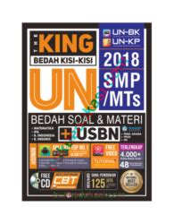 The King Us Sd Mi 2018 Bedah Kisi the king buku edukasi