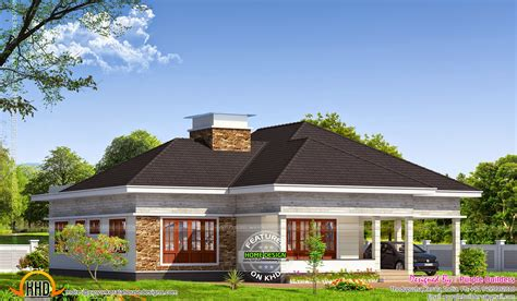 news and article kerala bungalow elevation