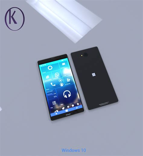 earlier this month microsoft revealed their new flagship phones lumia lumia 950 xl concept phones