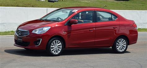 mitsubishi attrage 2015 2015 mitsubishi mirage review ratings specs prices and