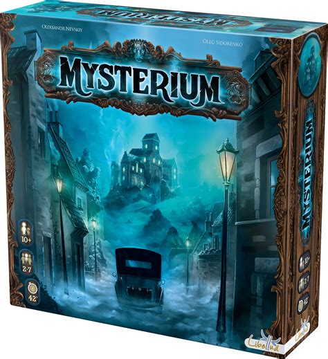 Asmodee Jeu Mysterium by Acd Distribution Newsline New From Asmodee Editions Mysterium And Time Stories