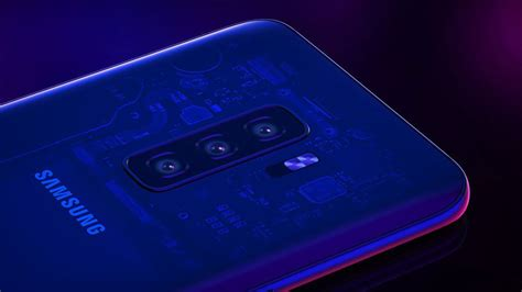 samsung galaxy s10 5g variant to sport six cameras and 6 7 inch display