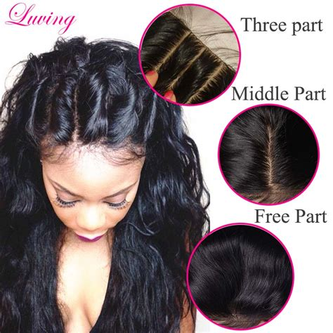 pictures of haistyles with 3 part silk closure popular weave silk closure buy cheap weave silk closure