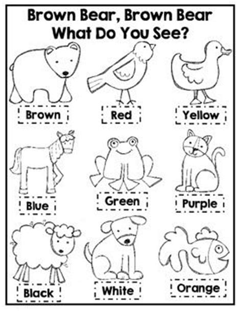 abc see hear do coloring book books best 25 kindergarten coloring pages ideas on