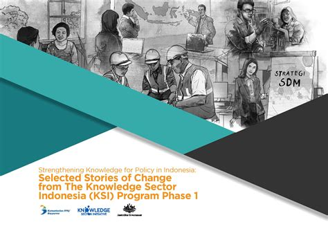 design phase indonesia selected stories of change from the knowledge sector