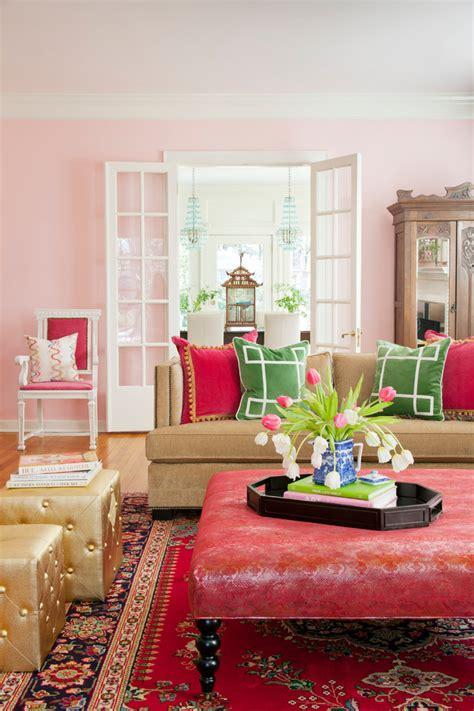 decor essentials    living room pop