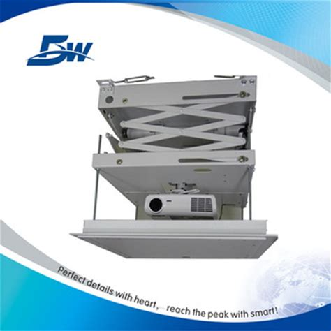 retractable projector ceiling mount for big conference