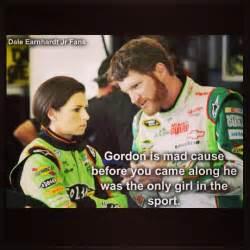 Dale Earnhardt Meme - nascar dale earnhardt jr and danica patrick sports
