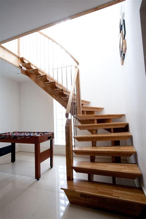 innentreppen modern moderne innentreppen aus holz in 50 interieurs