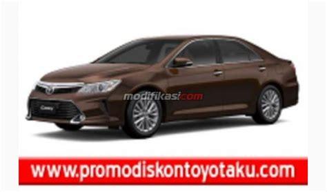 Jual Karpet Mobil Camry 2017 toyota gebyar promo all new camry