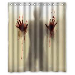 horror shower curtain horrific shower curtains webnuggetz