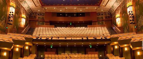 Paramount Theatre Crenshaw Lighting