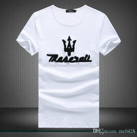 Maserati T Shirt by Fashion Brand Maserati Tshirts Youth Tshirt Mens