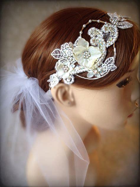Wedding Hair Accessories Birdcage by Wedding Hair Accessories Birdcage Veil Wedding Light