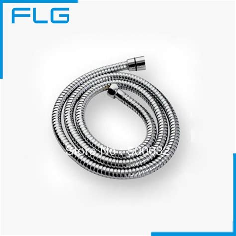 shower hoses for baths new 1 5m water heater stainless steel shower