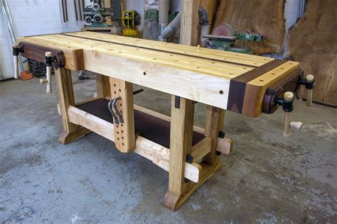 ultimate woodworking bench could this be the ultimate woodworking workbench walden