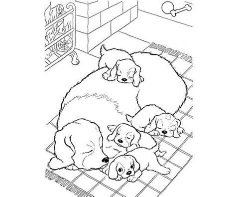 imagenes bonitas para colorear de perritos 35 im 225 genes de perros para colorear e imprimir cancitos
