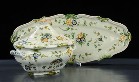 vasi capodimonte antichi servizio da te capodimonte in ceramica antiquariato