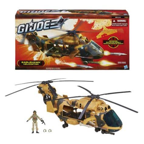 gi joe eaglehawk helicopter tomahawk vehicle
