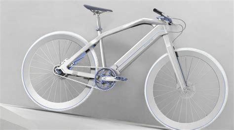 evoluzione electric bicycle designed by pininfarina