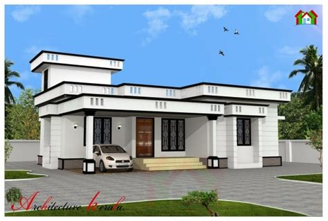 1000 square feet house plan kerala model 2 bedroom house plans kerala style 1200 sq feet savae org
