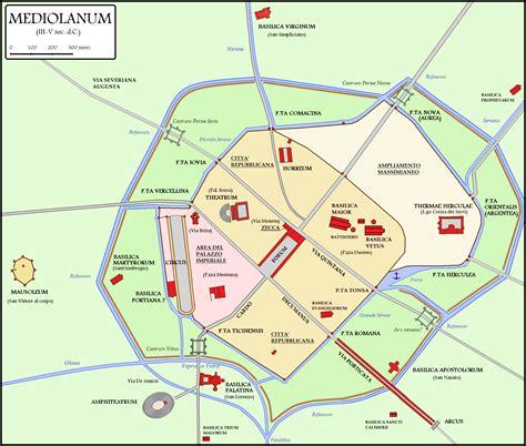 mediolanu m file mediolanum romana png wikimedia commons