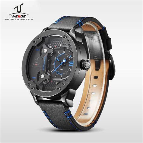 Weide Universe Series Time Zone 30m Water Resistance Uv1503 weide universe series three time zone 30m water resistance