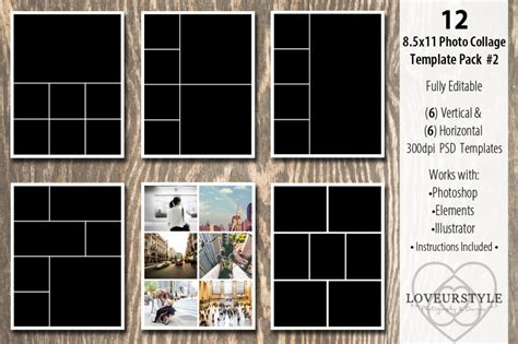 12 Best Wedding Album Templates For Your Studio Infoparrot 8 5 X 11 Photoshop Template