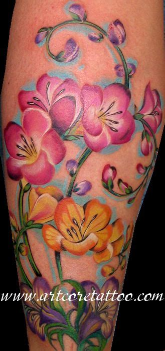bright flower tattoo designs 55 best images about tattoos on and the