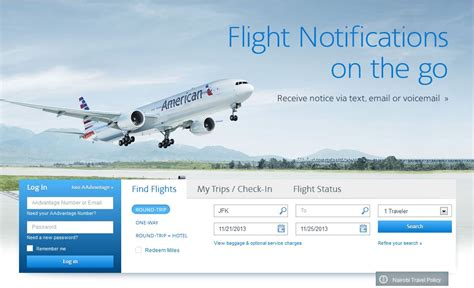 Airline Websites The Good The Bad And The Uglynycaviation Flight School Website Template